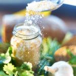 Domácí ochucené soli
