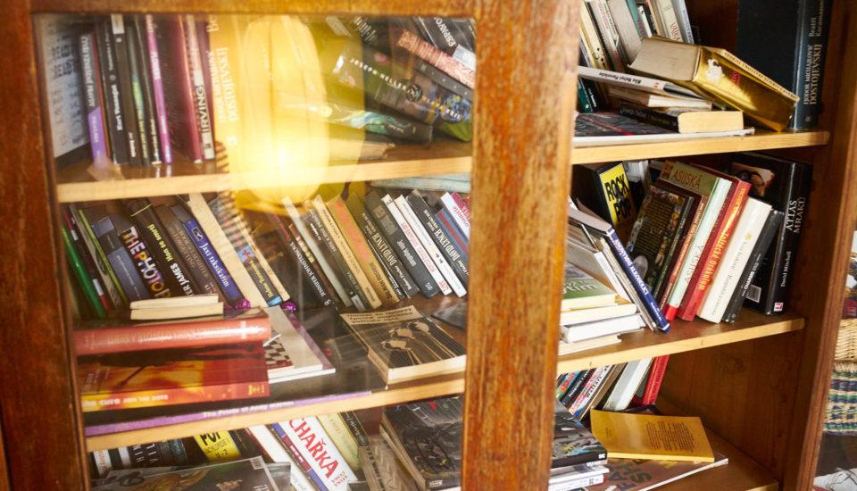 Jak si zorganizovat domácí knihovnu