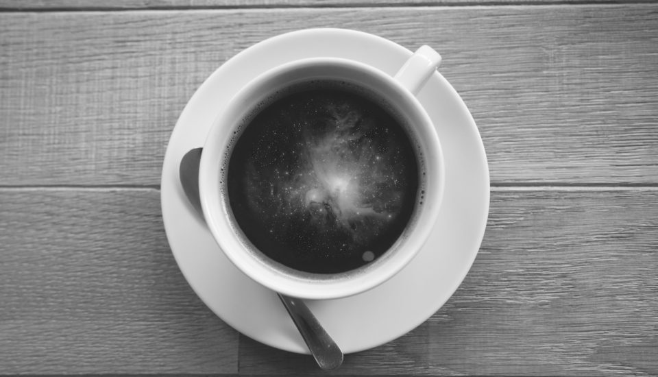 Italské espresso si dáte už ive vesmíru