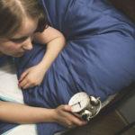 O poruchách spánku sprofesorkou Nevšímalovou