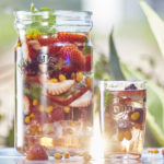 Ledové čaje aneb vitaminové vody