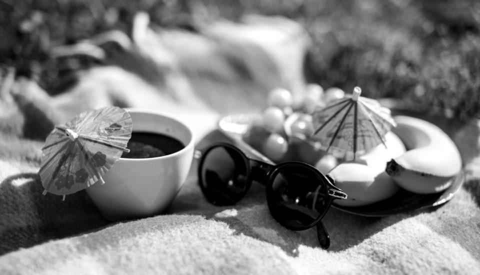 Horkou kávou proti teplému počasí