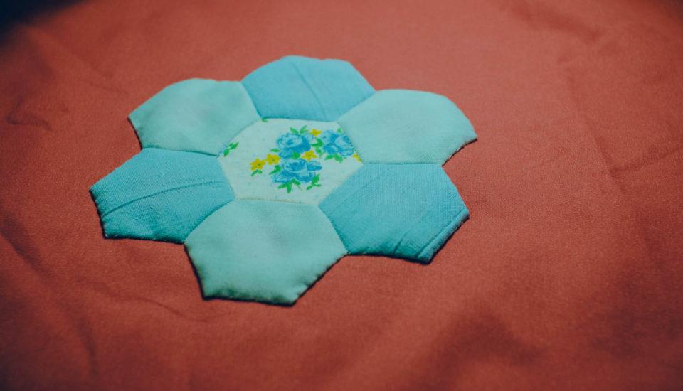 Babiččina zahrádka aneb naučte se snámi patchwork