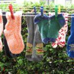 Manuál ktomu, abyste doma neztráceli ponožky