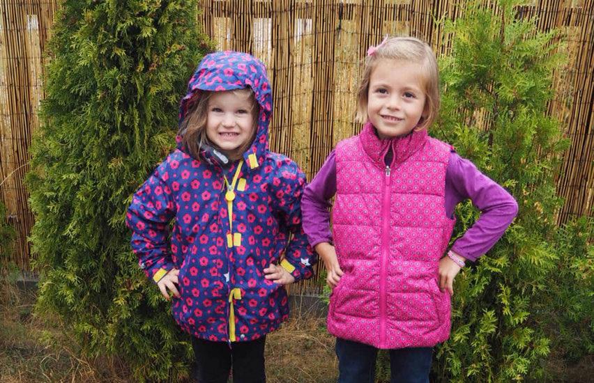 Jak připravit děti na sychravý podzim