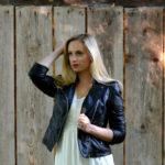 Tipy, jak nosit koženou bundu