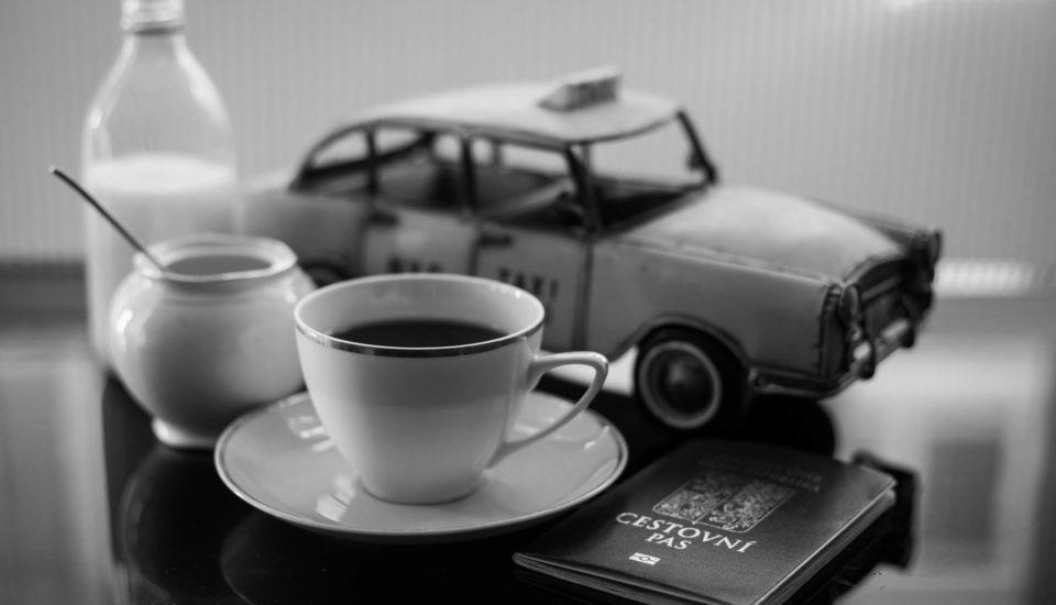 Kávou proti jetlagu