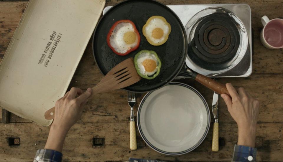 Zlepšovák: Forma na smažené vajíčko vbio kvalitě