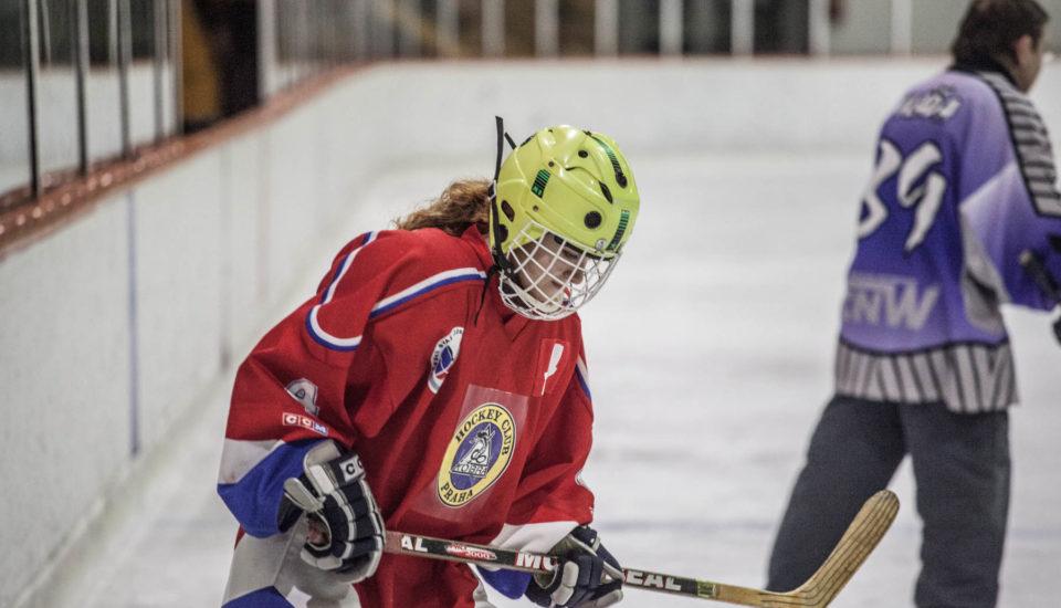 Ženský lední hokej na vlastní kůži