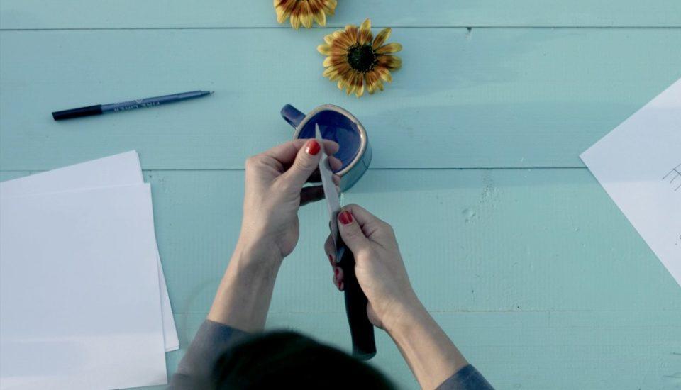 Zlepšovák: Jak nabrousit nůž hrnečkem