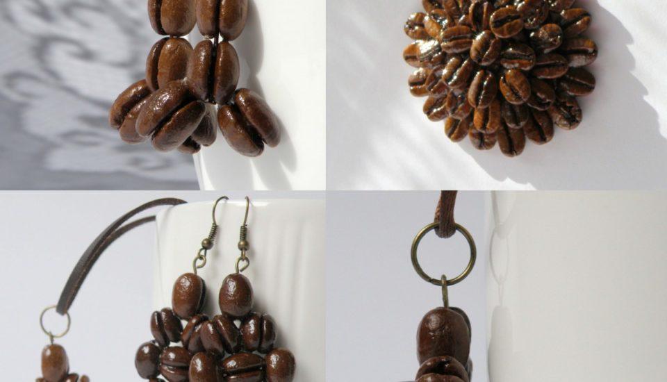 Manželský pár, který vyrábí šperky znaší kávy
