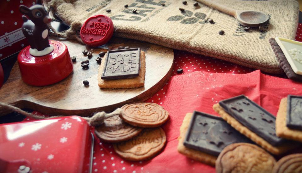 Domácí polomáčené sušenky