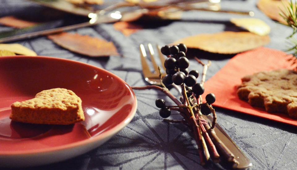 Tipy atriky, jak ozdobit vánoční tabuli
