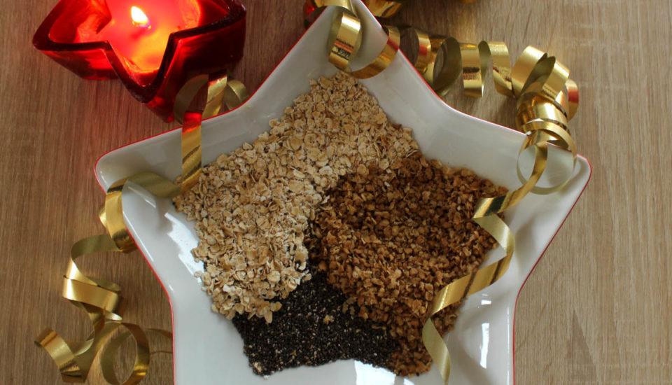 Vánoční cukroví ve zdravém kabátku