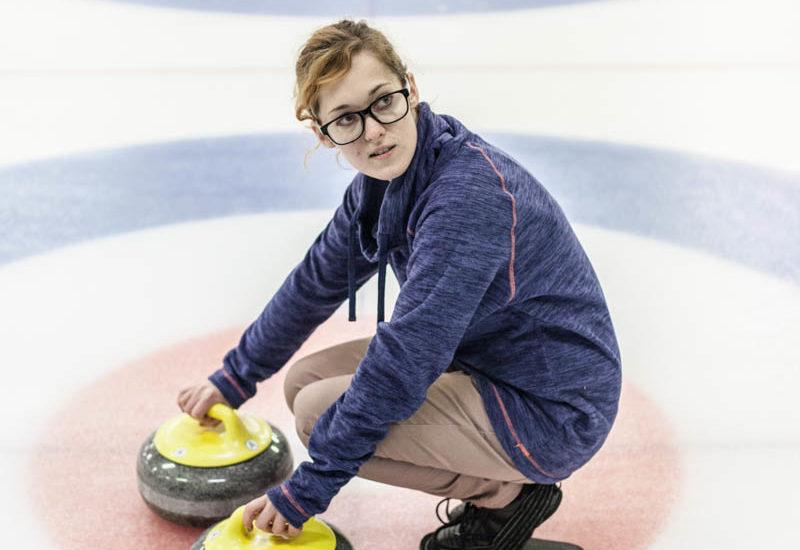 Hrát curling je mnohem těžší, než to vypadá