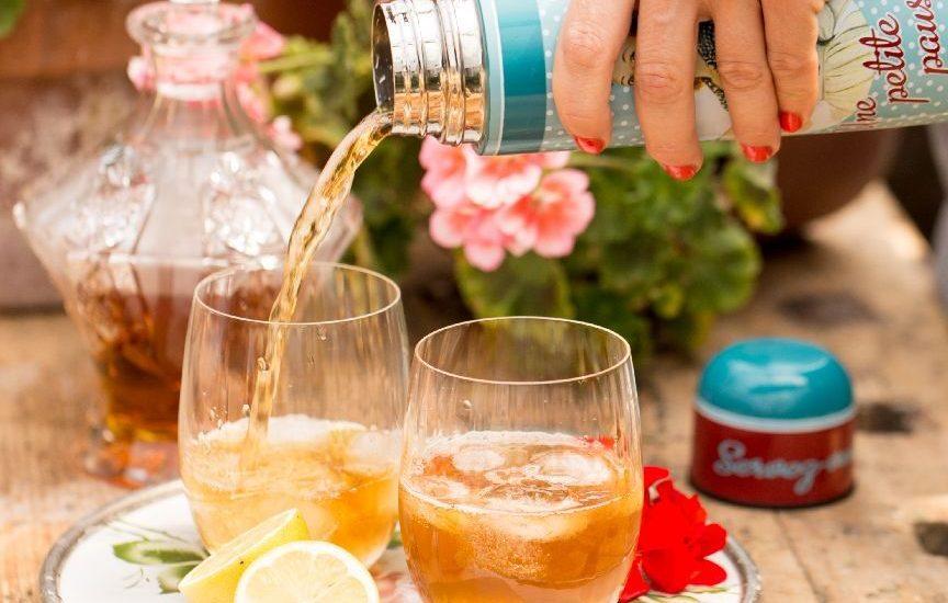 Silvestrovské drinky