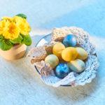 Přírodní barvení vajec verze 2016