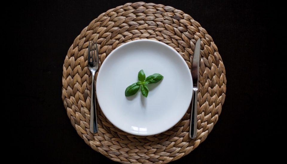 Velikonoční čtení: 40dní jsem nic nejedl