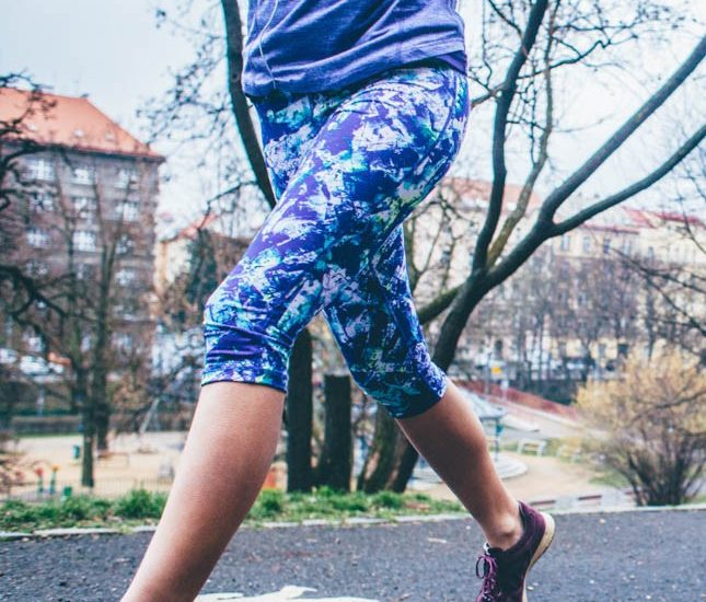 Naučte se běhat sprofesionály