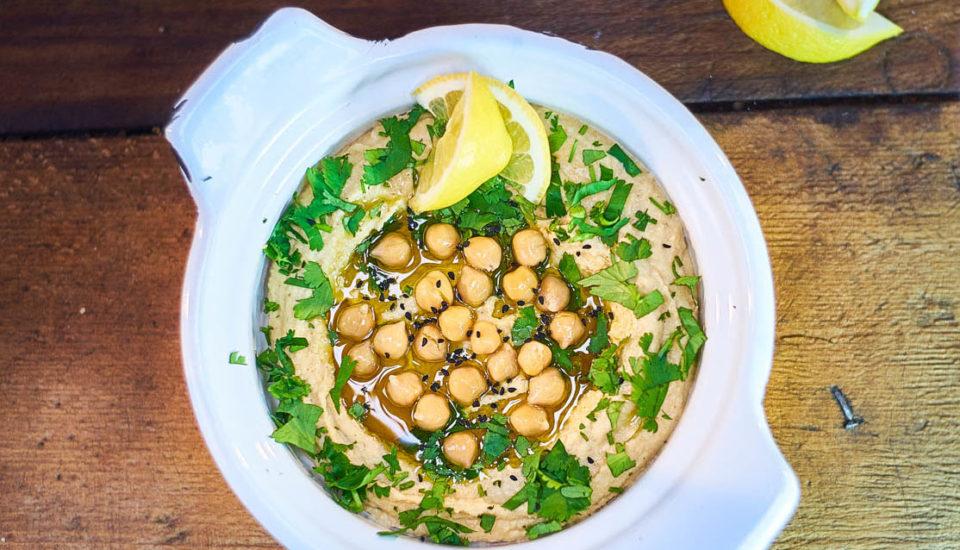 Hummus anaan