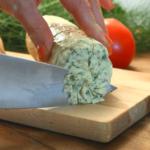 Zdravý trik: Bylinkové máslo