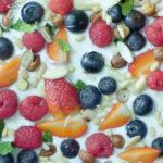 Zdravý trik: Ovocný jogurtový nášup