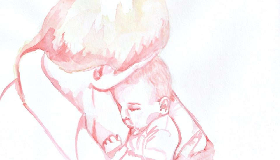 Proč je kojení důležité