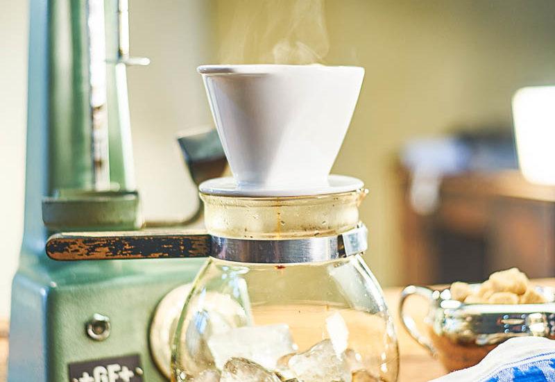 Káva napomáhá ke štěstí. Nejen ta studená vlétě