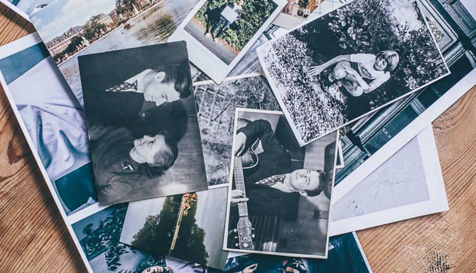 Jak ukládat fotky