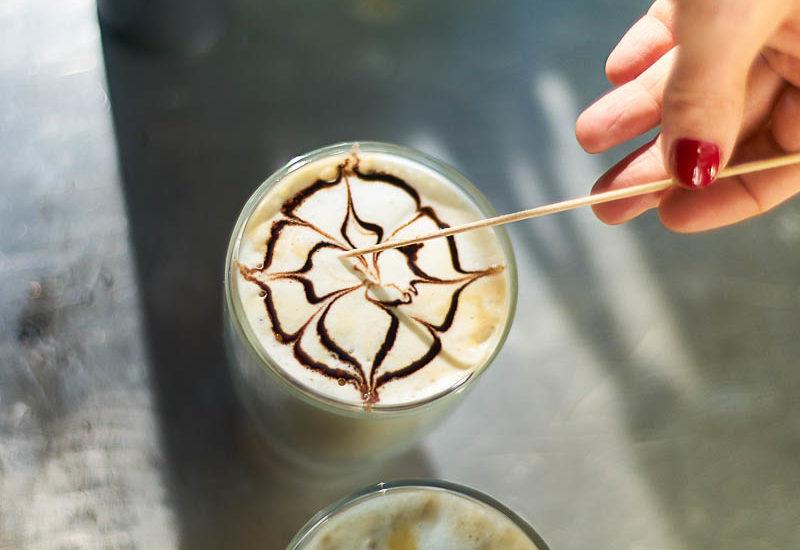 Za kávu slatte art jsme ochotni víc zaplatit. Vyrobte si ji ivy