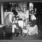 Jak žily ženy před sto lety