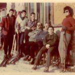 Podívejte se, jak se naši předci oblékali na lyže