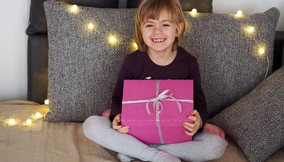 Jak vybrat dárky pro děti, když ještě nejste rodiči