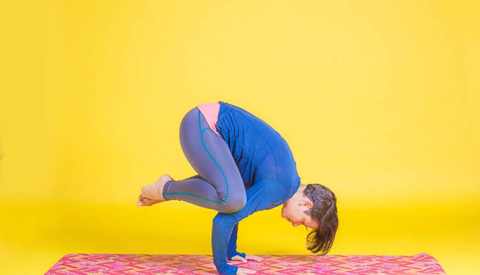 Načerpejte sashtanga jógou energii