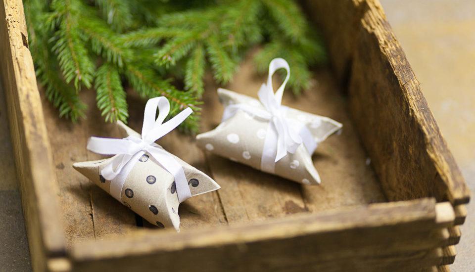 Stylové krabičky na malé dárečky
