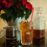 Vzájemné působení kávy aalkoholu vcafe tonicu