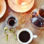 Zimní kávové drinky od baristky