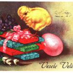 Jak se slavily Velikonoce před sto lety