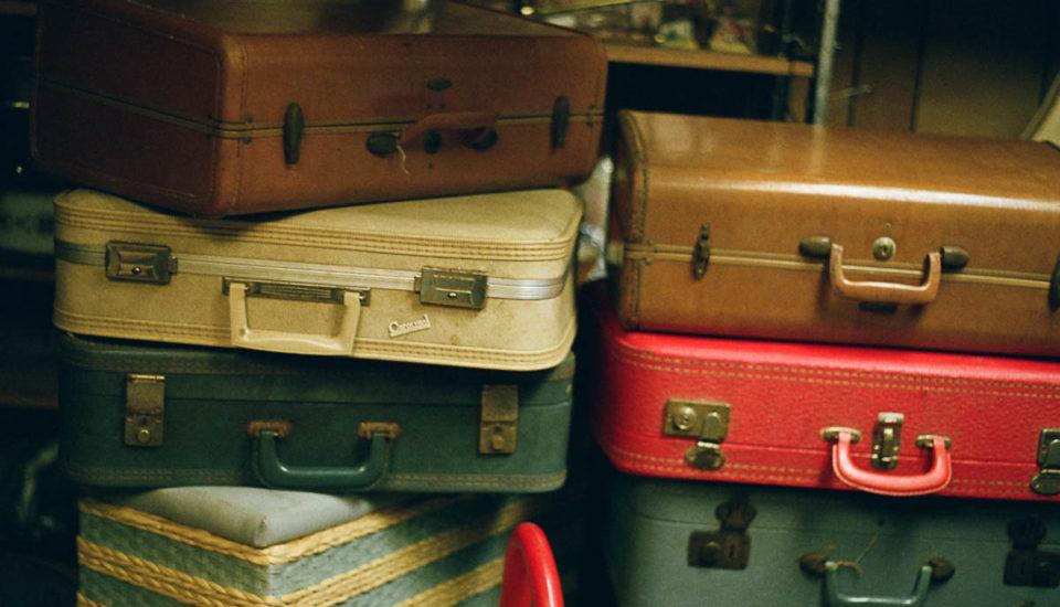 Využijte kufry imimo turistickou sezónu