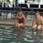 Naučte své děti plavat
