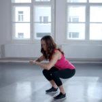 Rozcvička: Zpevněte spodní partie těla