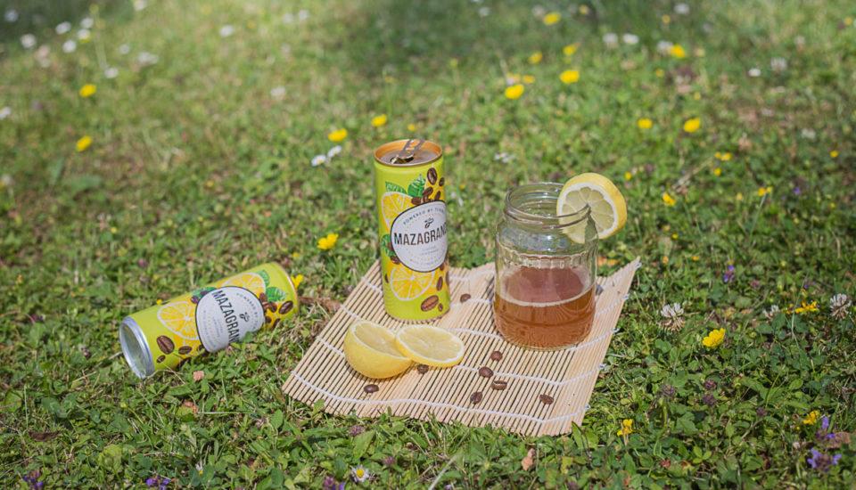 Hitem letošního léta je kávová limonáda Mazagrande