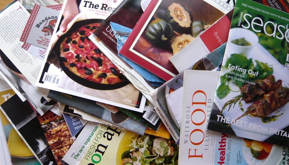 5 poznatků oženských časopisech