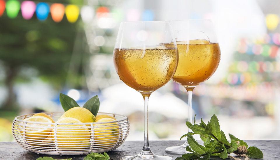 Letní drinky sMazagrande
