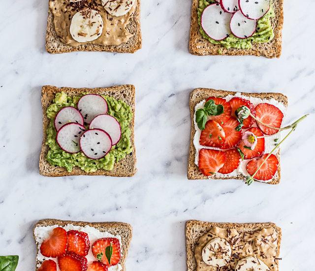 Vaše nové oblíbené toastové kombinace