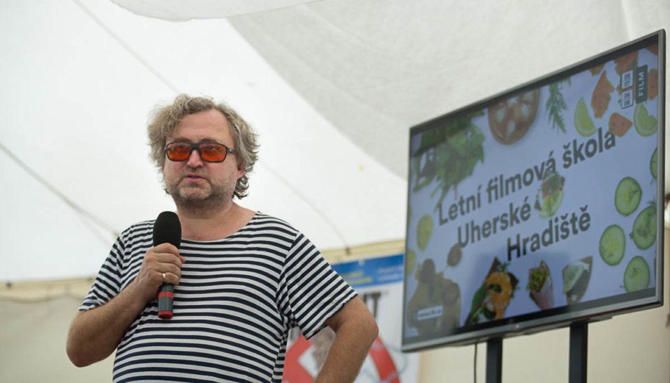 S Janem Hřebejkem ogurmánství ve filmu igastronomii