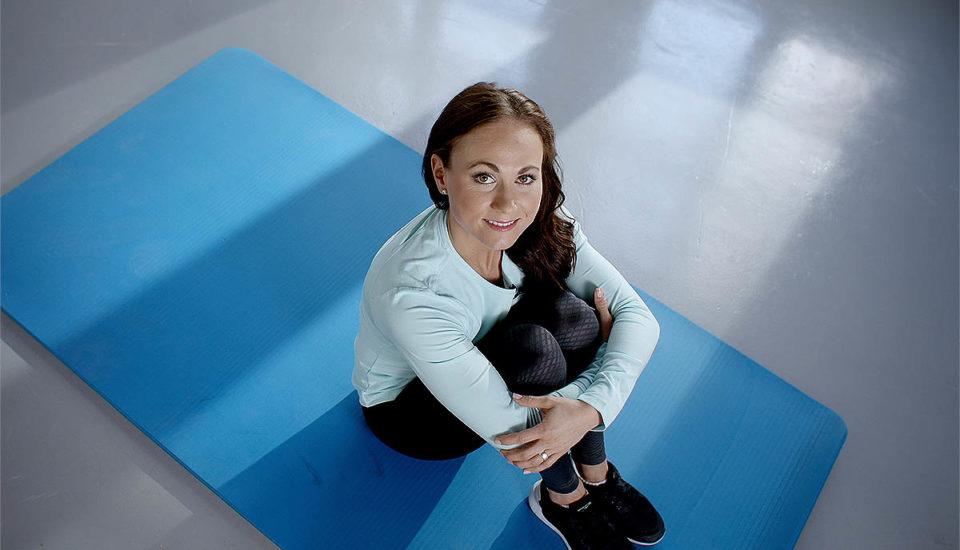 Rozcvička: Zapracujte na břišních svalech
