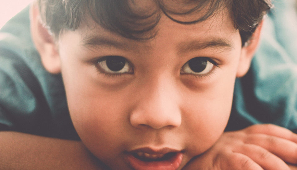 Malí ostříži aneb jak pečovat odětské oči