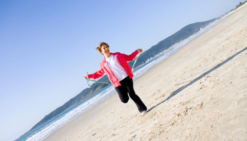 Buďte fit ipošedesátce