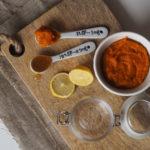 Vyrobte si vyživující arozjasňující dýňovou pleťovou masku